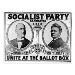 1912 Debs - Seidel Post Card
