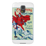 1912 French Carnaval Cases For Galaxy S5