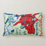 1912 French Carnaval Pillow