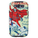 1912 French Carnaval Samsung Galaxy S3 Case