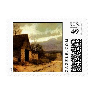 1912) graneros de noviembre Twilight (y señales de Envio
