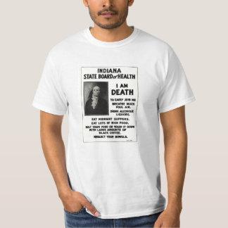 1912 Indiana Health Bulletin T-Shirt