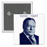 1912 Vote for Taft Button