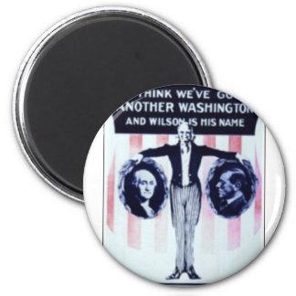 1912 Wilson 2 Inch Round Magnet