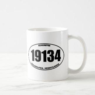 19134 - Kensington Philadelphia, PA Mug
