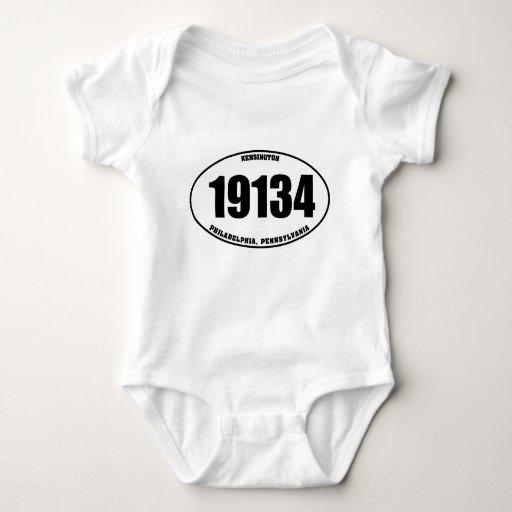 19134 - Kensington Philadelphia, PA Playera