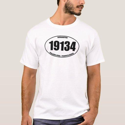 19134 Kensington Philadelphia Pa T Shirt Zazzle