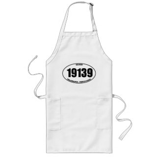 19139 - Belmont Philadelphia PA Long Apron