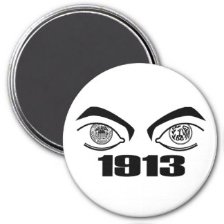 1913 Big Brother magnet