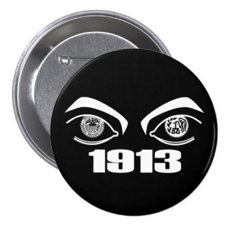 1913 botones de hermano mayor pin redondo de 3 pulgadas