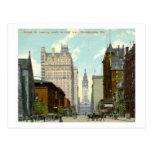 1913 Broad St., Philadelphia Vintage Postcards