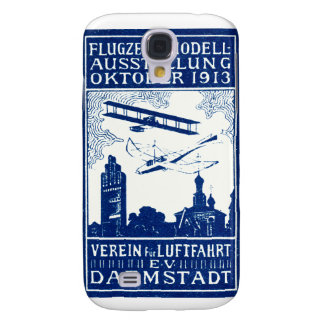1913 Darmstadt Air Show Galaxy S4 Cover