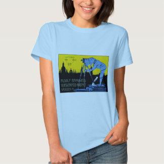 1913 Dresden Photography Poster T Shirt