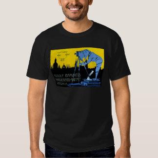 1913 Dresden Photography Poster Tee Shirt