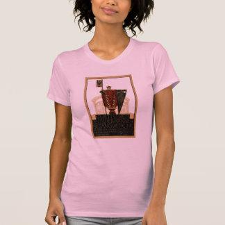 1913 German Choral Society Poster T-Shirt