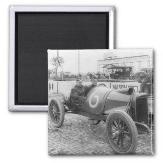 1913 Race Car Magnet