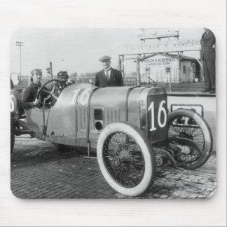 1913 Race Car Mouse Pad