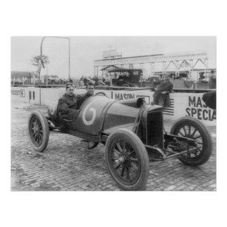 1913 Race Car Posters