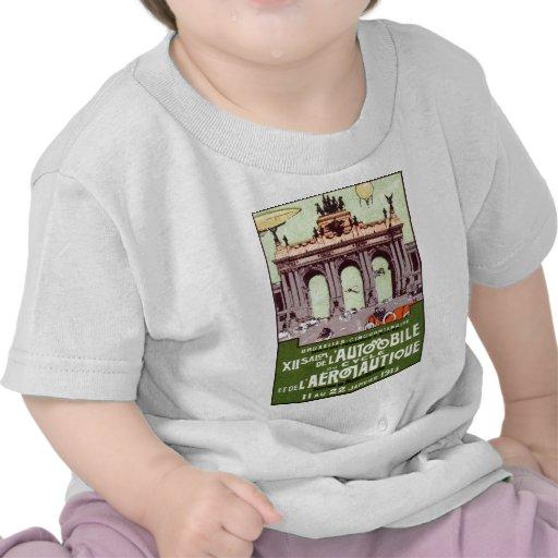 1913 Transportation Expo Poster T Shirt