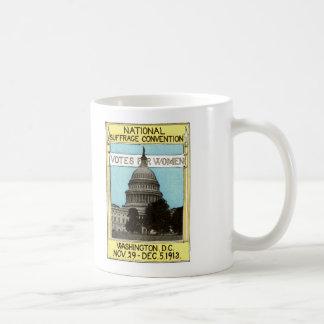 1913 Votes for Women Coffee Mug