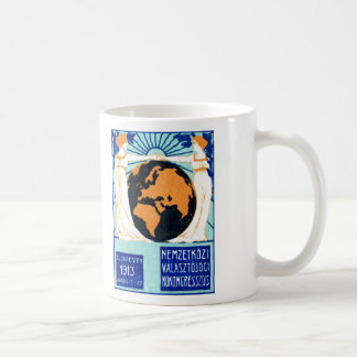 1913 Womans Right to Vote Classic White Coffee Mug
