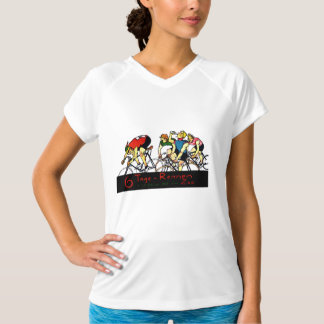 1914 Bicycle Race Poster T-Shirt