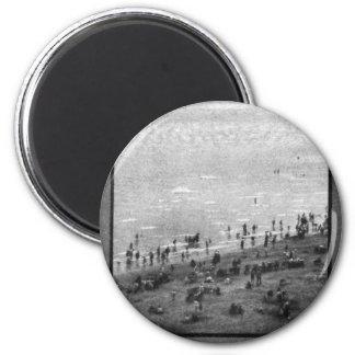1914 Century Magazine 2 Inch Round Magnet