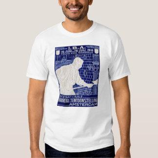 1914 Dutch Baking Expo Poster Shirt