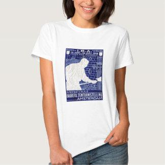 1914 Dutch Baking Expo Poster Tee Shirt