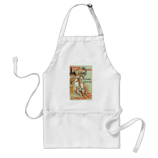 1914 Expo for The Modern Woman Adult Apron