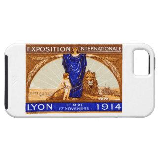 1914 Lyon International Expo Poster iPhone 5 Case