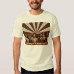 1914 Obregon, Villa, Pershing, Patton  t-shirt