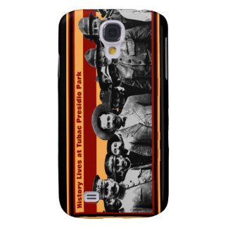 1914 Obregon, Villa, Pershing, Pon 3 cas Galaxy S4 Cover