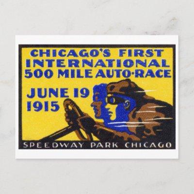 1915 chicago auto racing