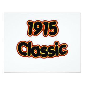 1915 Classic Card