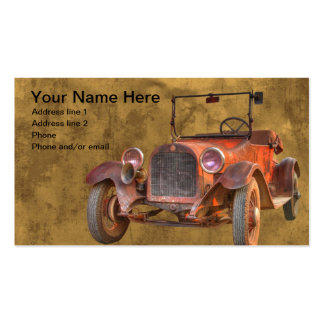 1915 DODGE #1 Double-Sided STANDARD BUSINESS CARDS (Pack OF 100)