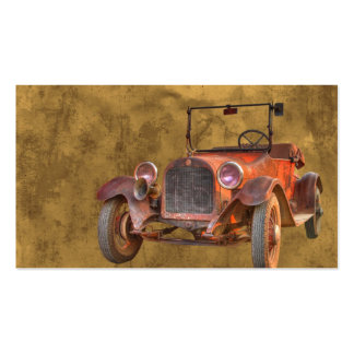 1915 DODGE #1B Double-Sided STANDARD BUSINESS CARDS (Pack OF 100)
