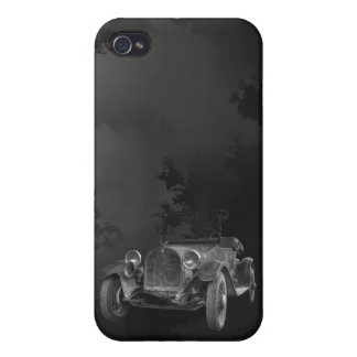1915 DODGE (B&W) CASES FOR iPhone 4