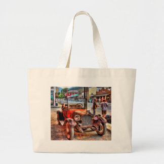1915 DODGE CANVAS BAGS