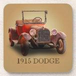 1915 DODGE DRINK COASTER