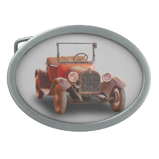 1915 DODGE OVAL BELT BUCKLE