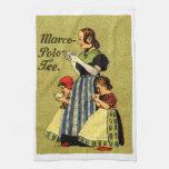 1915 Enjoy Marco Polo Tea Hand Towel