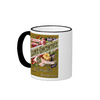 1915 Essence Concentree French perfume Mugs