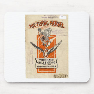 1915 FlyingMerkel Mouse Pad
