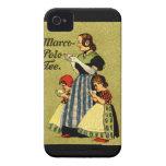 1915 goce del té de Marco Polo iPhone 4 Case-Mate Cobertura