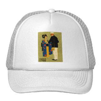 1915 Marco Polo Tea Trucker Hat