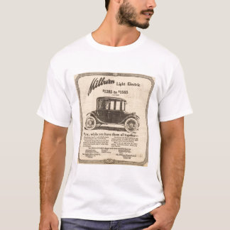 1915 Milburn Electric Automobile ad T-Shirt