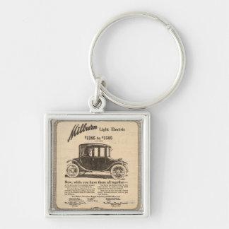 1915 Milburn Electric Automobile Keychain