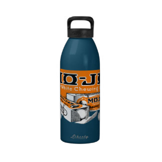 1915 Mo-Jo Chewing Gum Drinking Bottles