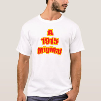 1915 Original Red T-Shirt